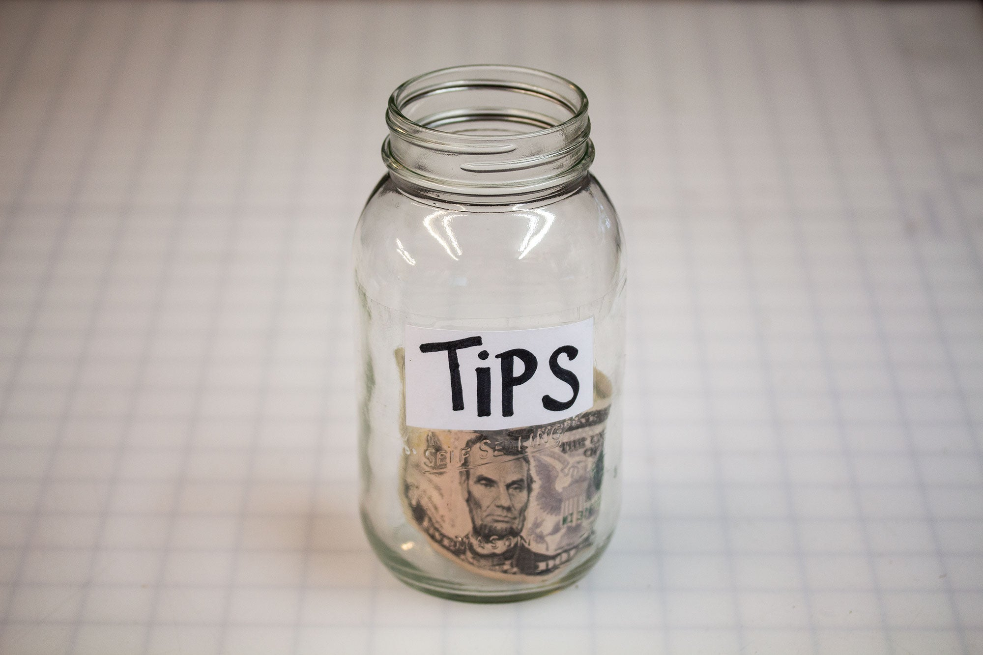 Tip Jar for the KW Crew