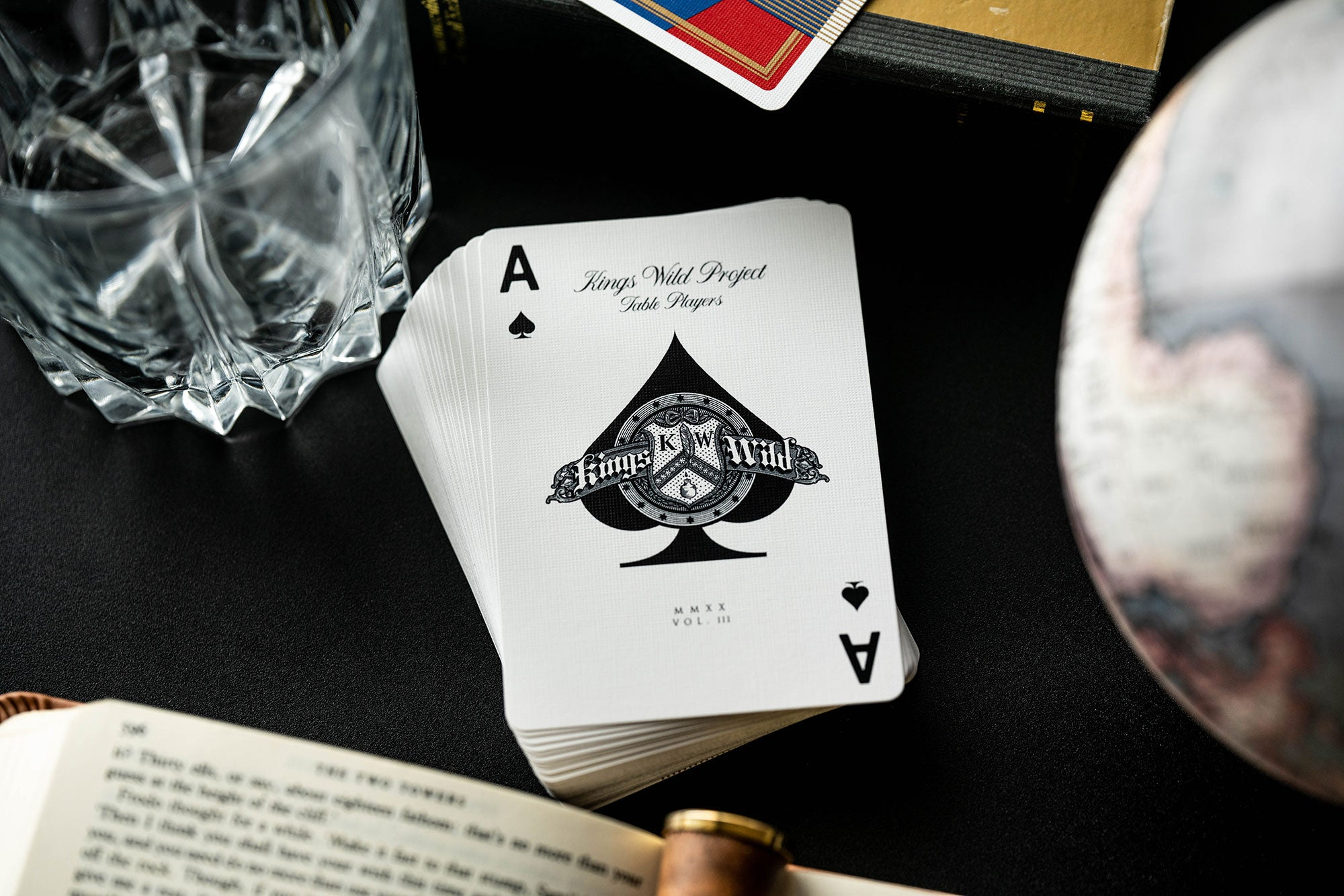 Bookmark Gilded Edition - Table Players Vol. 3