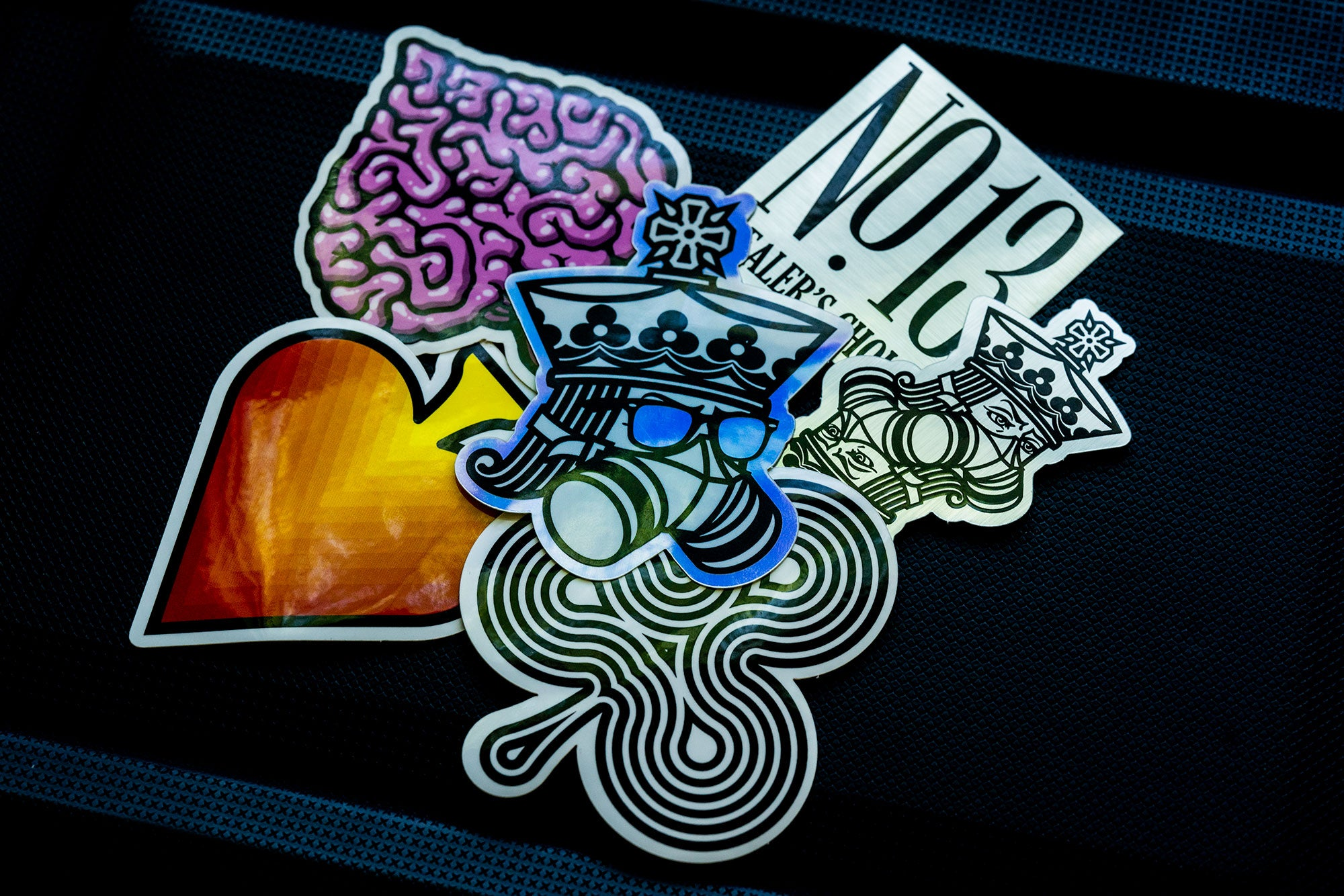 Kings Wild Sticker Pack