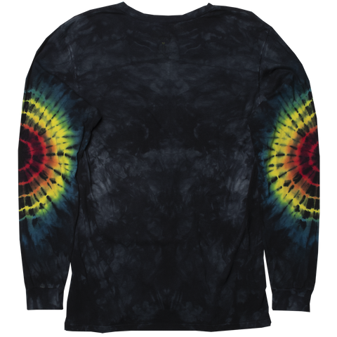 Dream High tie dye long sleeve tee