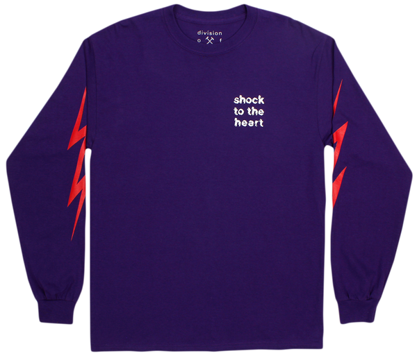 Shock to The Heart Tee