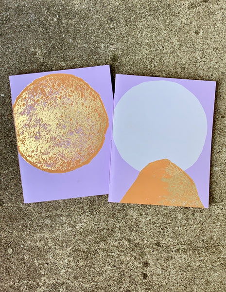 Perspective ~ a set of two notebooks