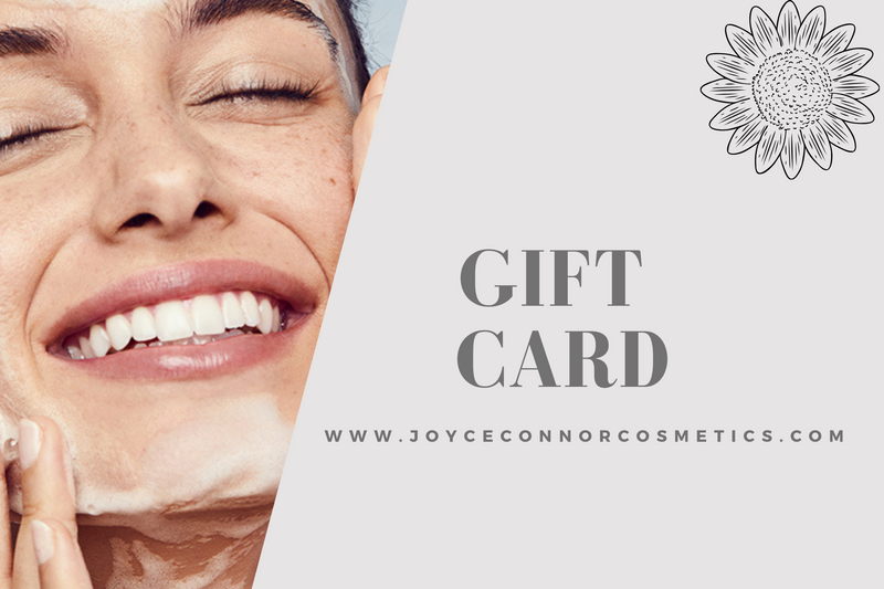 Joyce Connor Cosmetics Gift Certificate