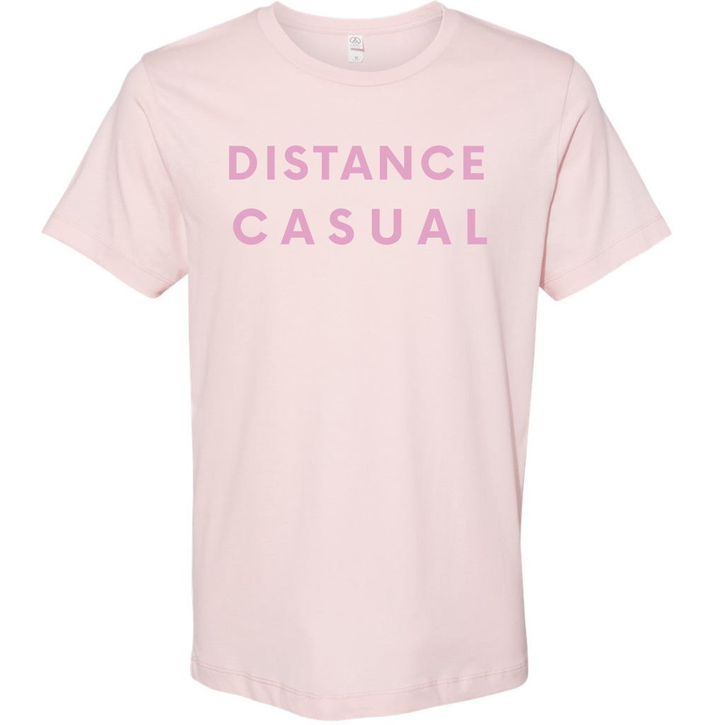 DISTANCE CASUAL - blush