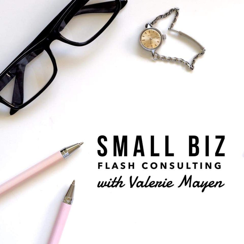 small business consulting series