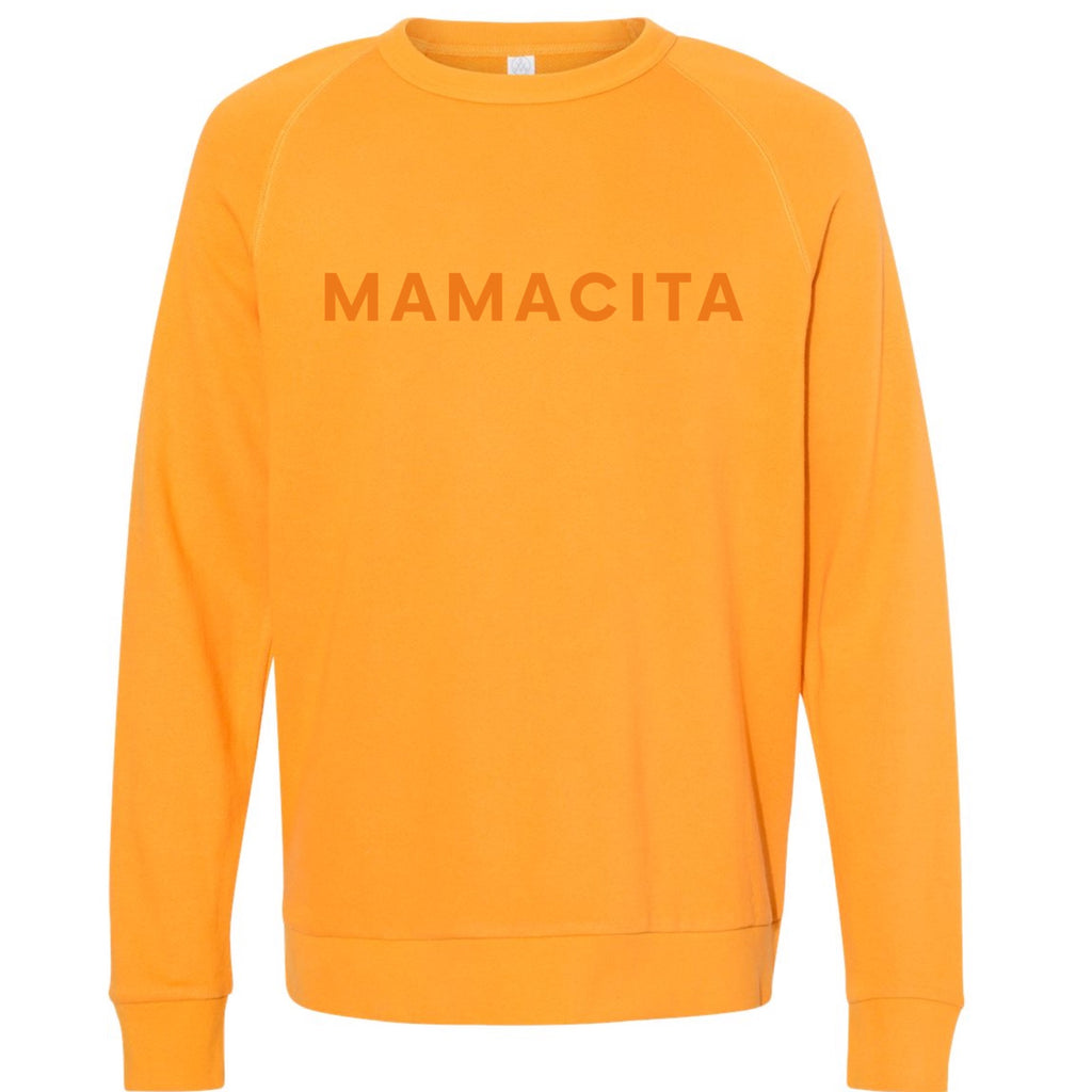 MAMACITA SWEATSHIRT - Yellowcake Shop