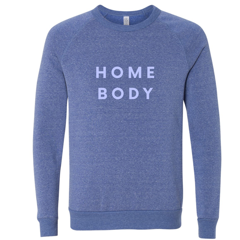 HOME BODY SWEATSHIRT