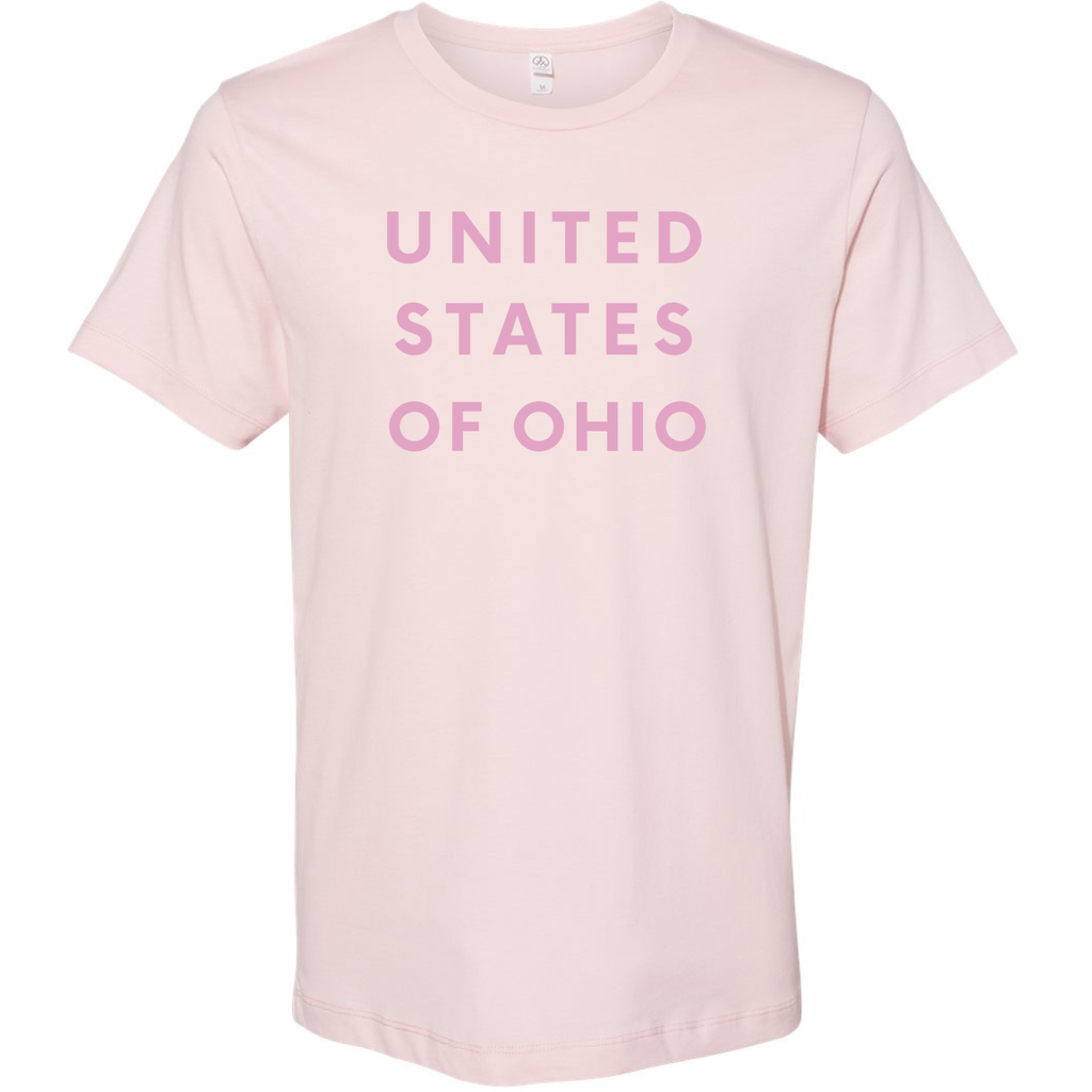 UNITED STATES OF OHIO -blush - Yellowcake Shop