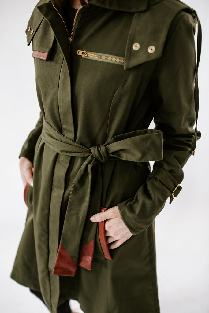 YC Classic Trench