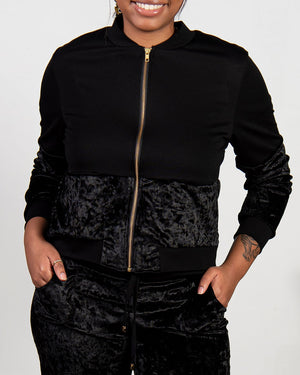 Classic Bomber Jacket - Yellowcake Shop