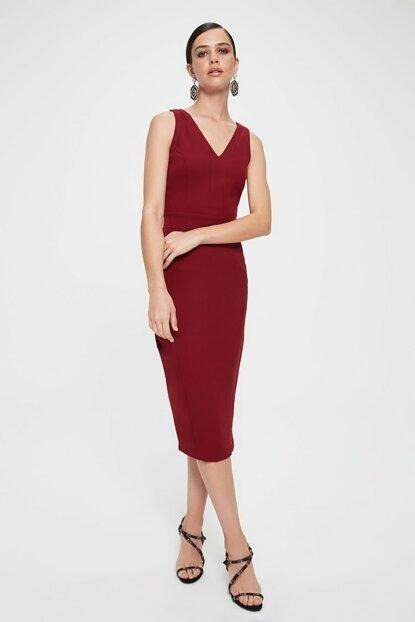 Women's Silt Damson Midi Dress - Fashion Under Arrest