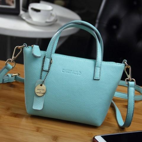 Women's PU Leather Fashion Crossbody Shoulder Bags.
