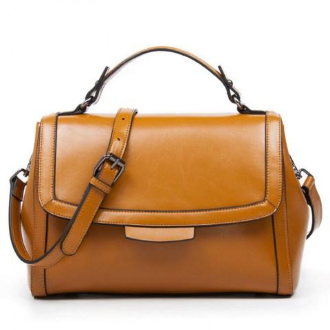 Women's Fashion Leather Shoulder Bags Tote Bag.