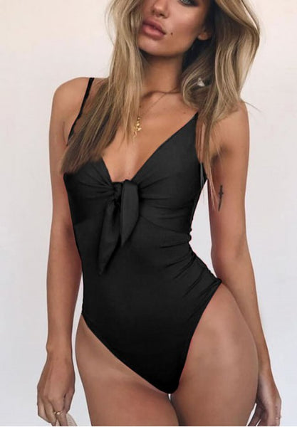 Searing Hot One Piece Swimsuit.