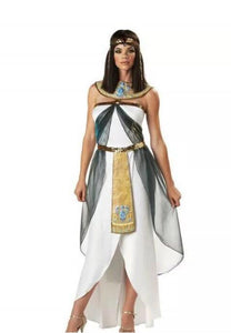 Plus Size Deluxe Cleopatra Costume.