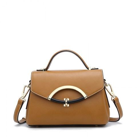 Fashion PU Leather Handbag Shoulder Bag - Fashion Under Arrest