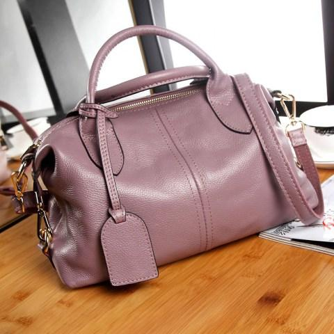 Women's Genuine Leather Tote Bags Shoulder Bag