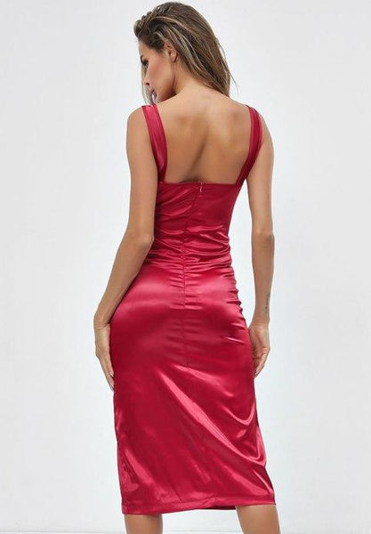Classic Seduction Dress.