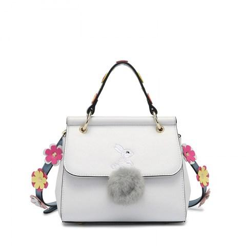 Women's Embroidery Shoulder Messenger Bag Handbags - Fashion Under Arrest