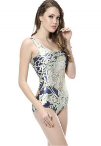 Lady Beach One-piece Swimwear