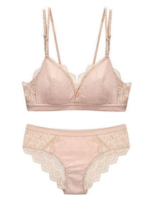 Daring Dreamer Bralette Set - Fashion Under Arrest