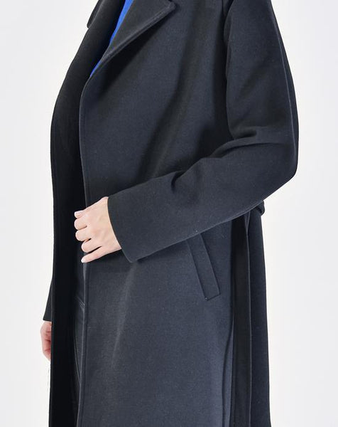 Women's Shawl Collar Caot