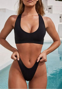 Basic Sporty Bikini Set