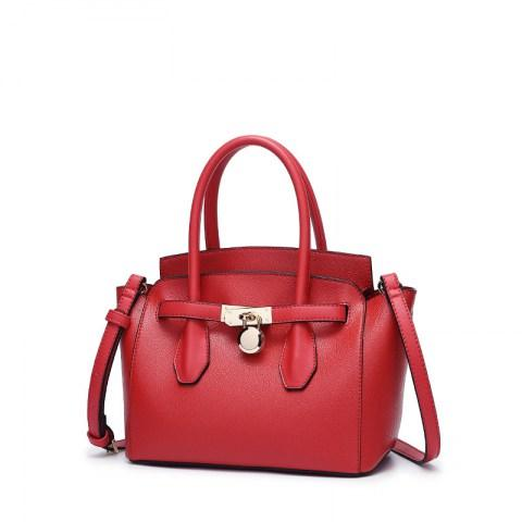 Women's Top Handbag PU Leather Purse Shoulder Bag Designer Tote Bag.