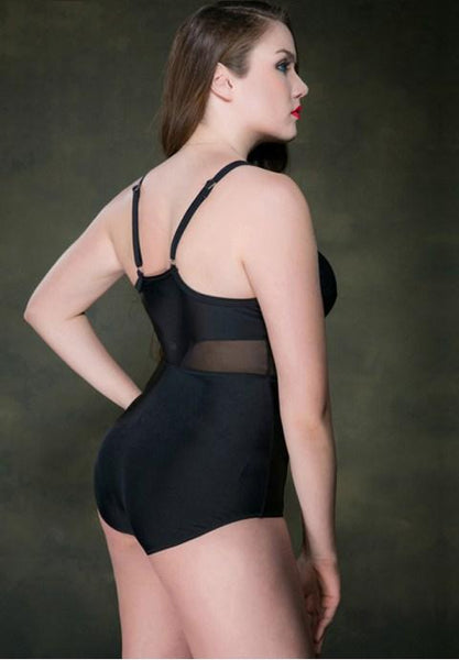 women's one-piece swimsuits