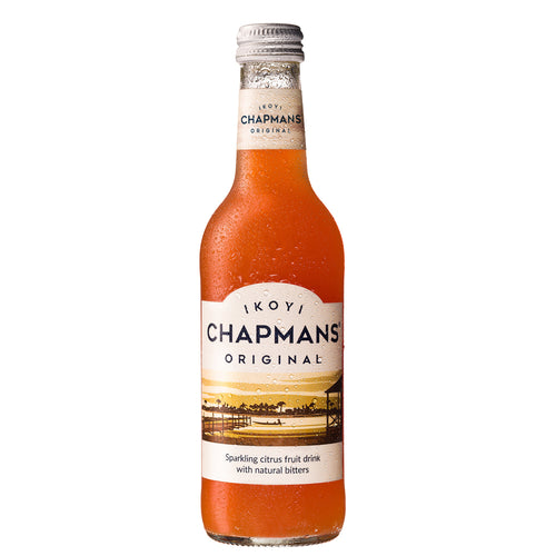 Ikoyi Chapmans Original - case of 12 x 330ml bottles - delivery included