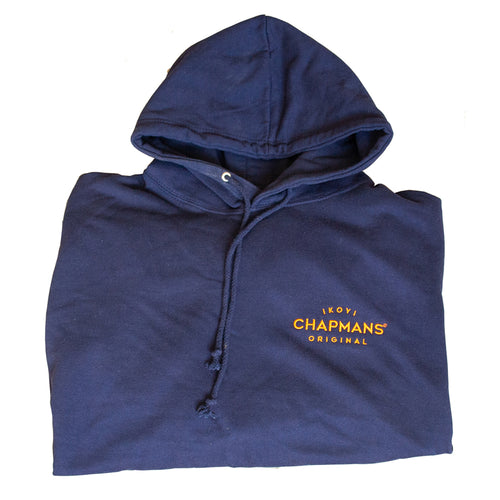 Blue College Hoodie - delivery included