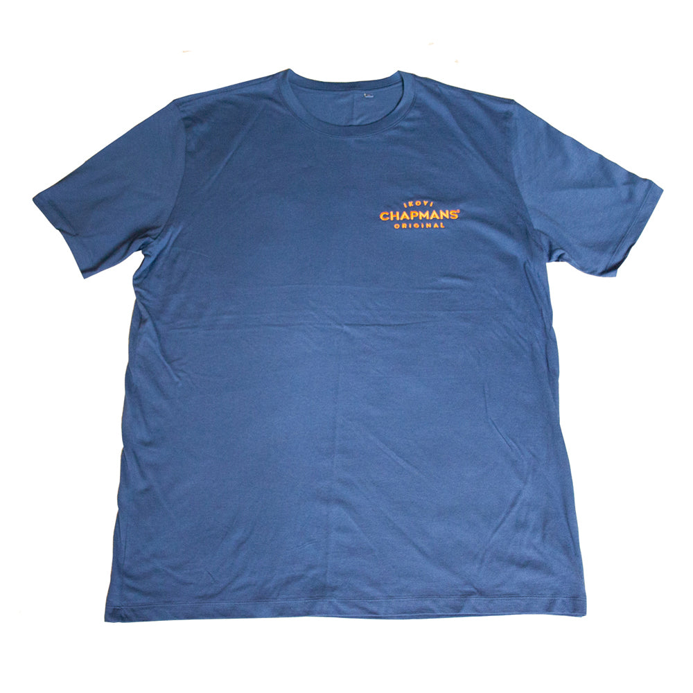 Blue T Shirt 100% Cotton - delivery included