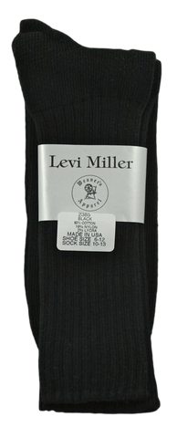 Levi Miller Cotton Dress Sock