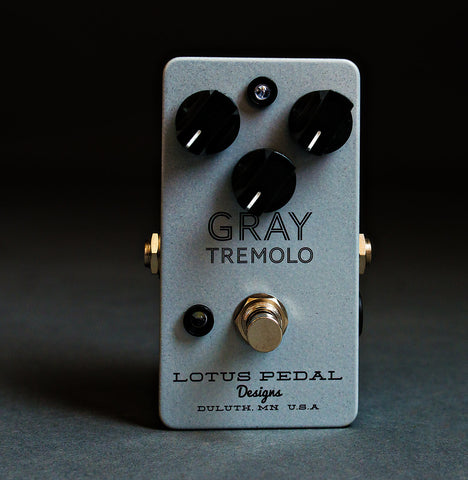 Gray Tremolo