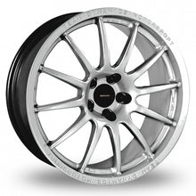 "Load image into Gallery viewer, TEAM DYNAMIC MOTORSPORT 1.2 15"" ALLOY WHEELS (SILVER)"