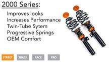 Load image into Gallery viewer, AST Suspension 2000 series coilover kit to fit Audi A3 8L (50mm) - R-Ace Motorsport