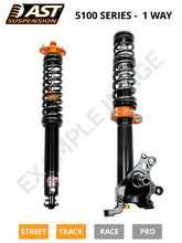 Load image into Gallery viewer, AST Suspension 1-Way 5100 coilover kit - BMW M2 F87 2015+ - ACU-B2107S - R-Ace Motorsport