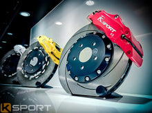 Load image into Gallery viewer, K-Sport Big Brake Kit (304mm - 6 pot brake kit)
