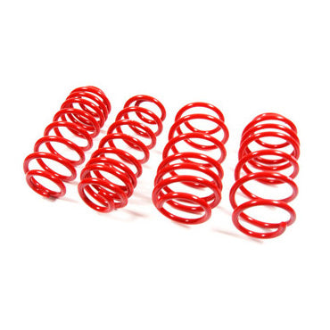 COBRA SPORTS LOWERING SPRING KIT F 60MM R -60MM to fit VW Golf MK2 - R-Ace Motorsport