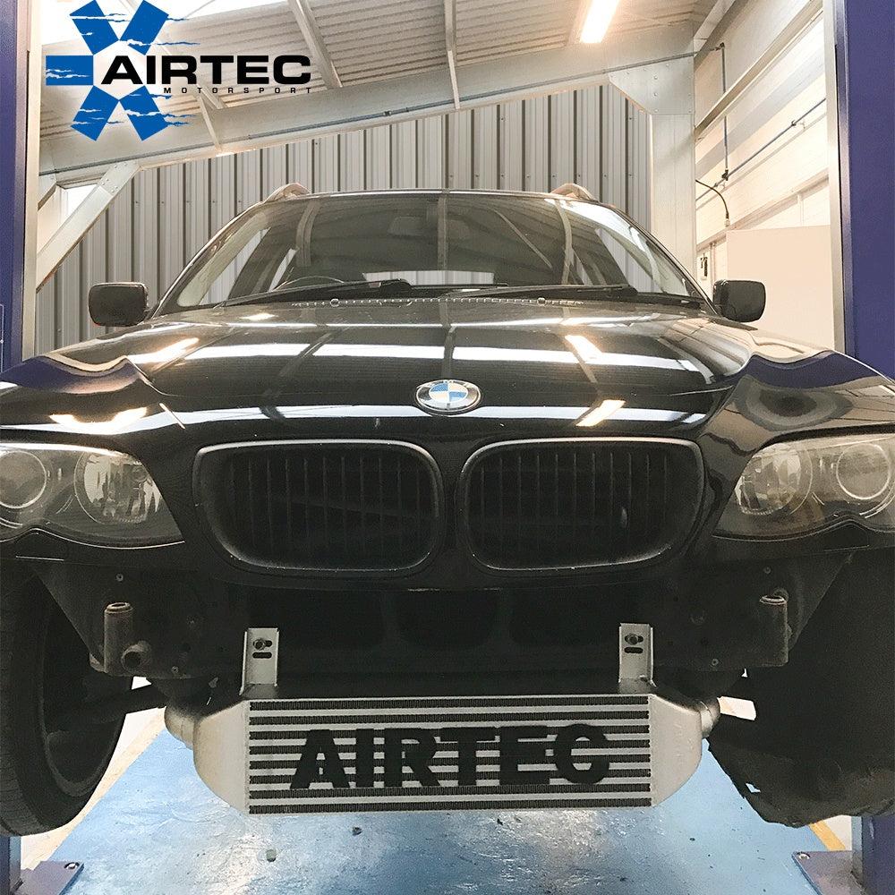 AIRTEC INTERCOOLER UPGRADE FOR E46 320D - R-Ace Motorsport