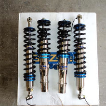 Load image into Gallery viewer, GAZ GOLD ADJUSTABLE RACE COILOVER SUSPENSION KITS TO FIT CLIO 197 - R-Ace Motorsport