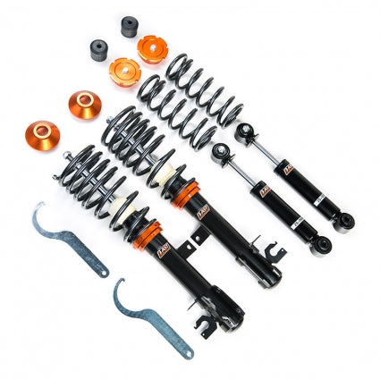 AST Suspension 2000 series coilover kit to fit Volkswagen Golf MK6 (55mm) - R-Ace Motorsport