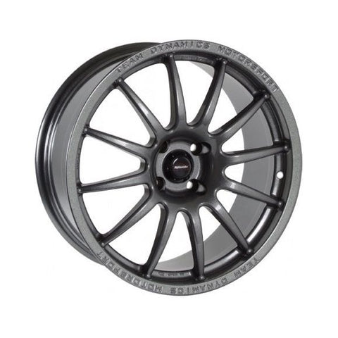TEAM DYNAMIC PRO RACE ALLOY WHEELS 1.2 17X8J 4X100 (ANTHRACITE)