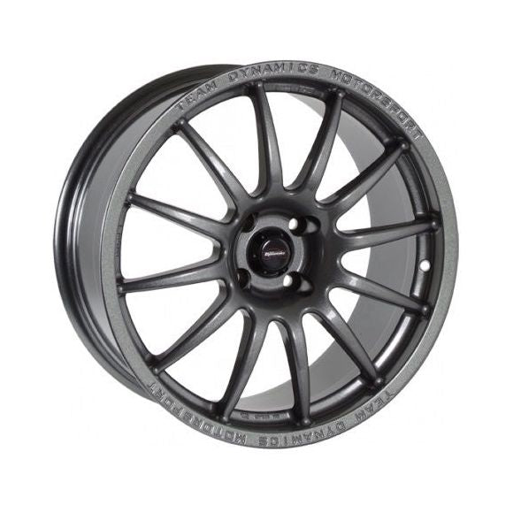 TEAM DYNAMIC PRO RACE ALLOY WHEELS 1.2 15X7J 4X100 (ANTHRACITE)