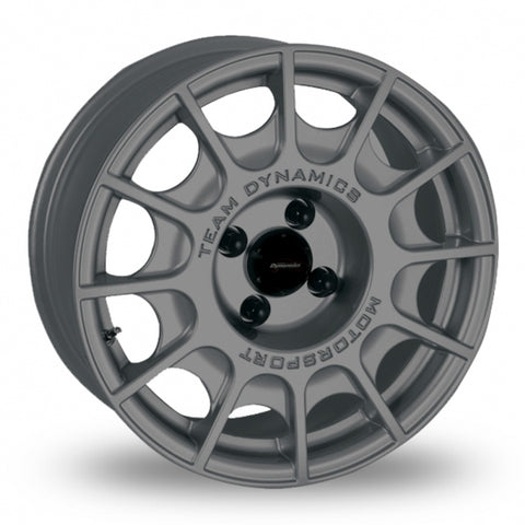 TEAM DYNAMIC PRO RALLY 1 ALLOY WHEELS (ANTHRACITE)