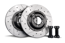 Load image into Gallery viewer, TAROX Brake Kit – Ford Focus Mk2 RS – Rear Disc Upgrade – KMFO0983 (350mm)
