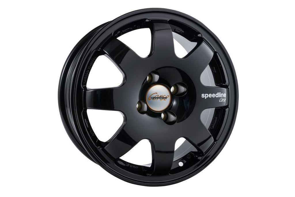 SPEEDLINE SL675 15X6.5J 4X100 (BLACK)