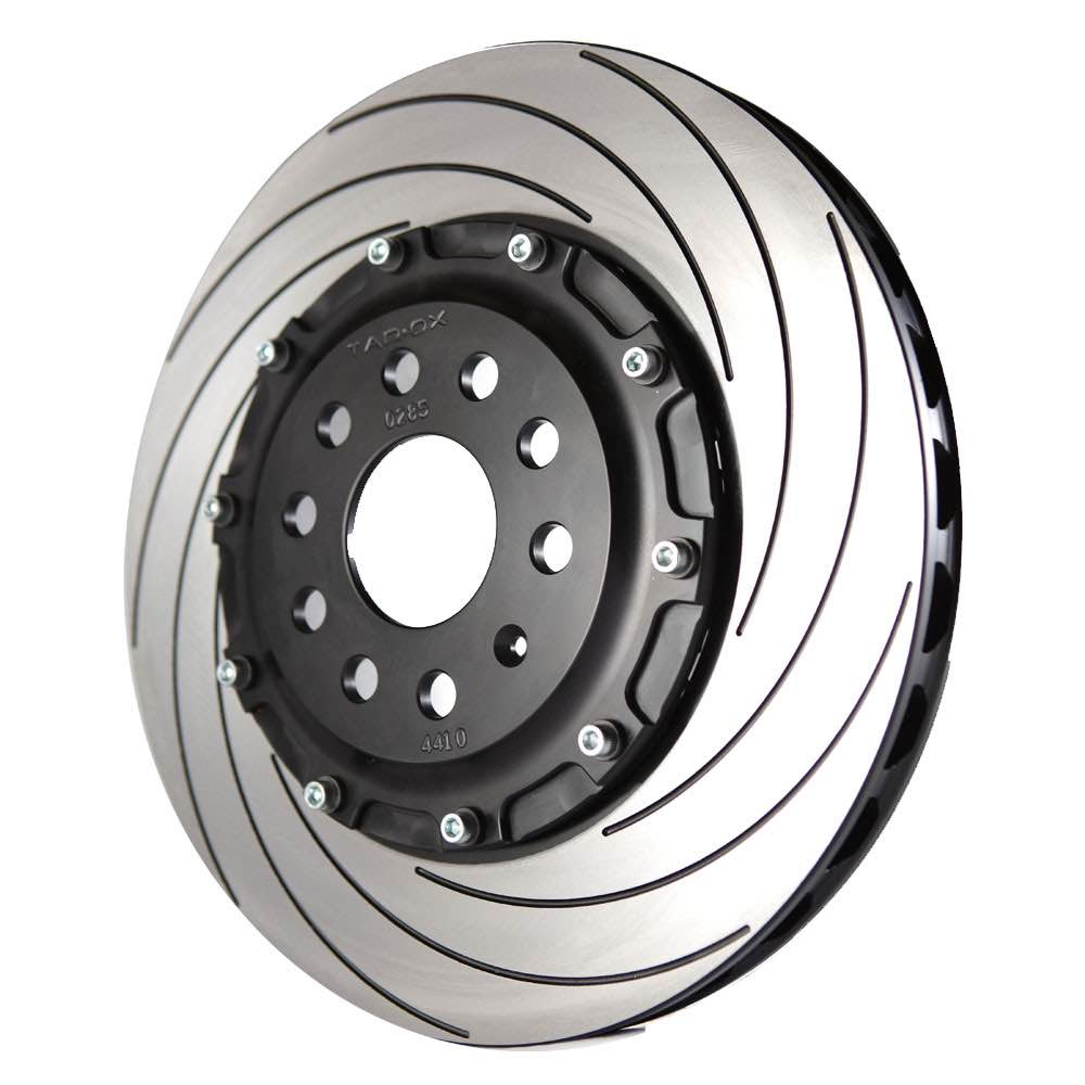 Front TAROX Brake Discs – Mercedes A45 AMG 4-Matic (350mm) - R-Ace Motorsport