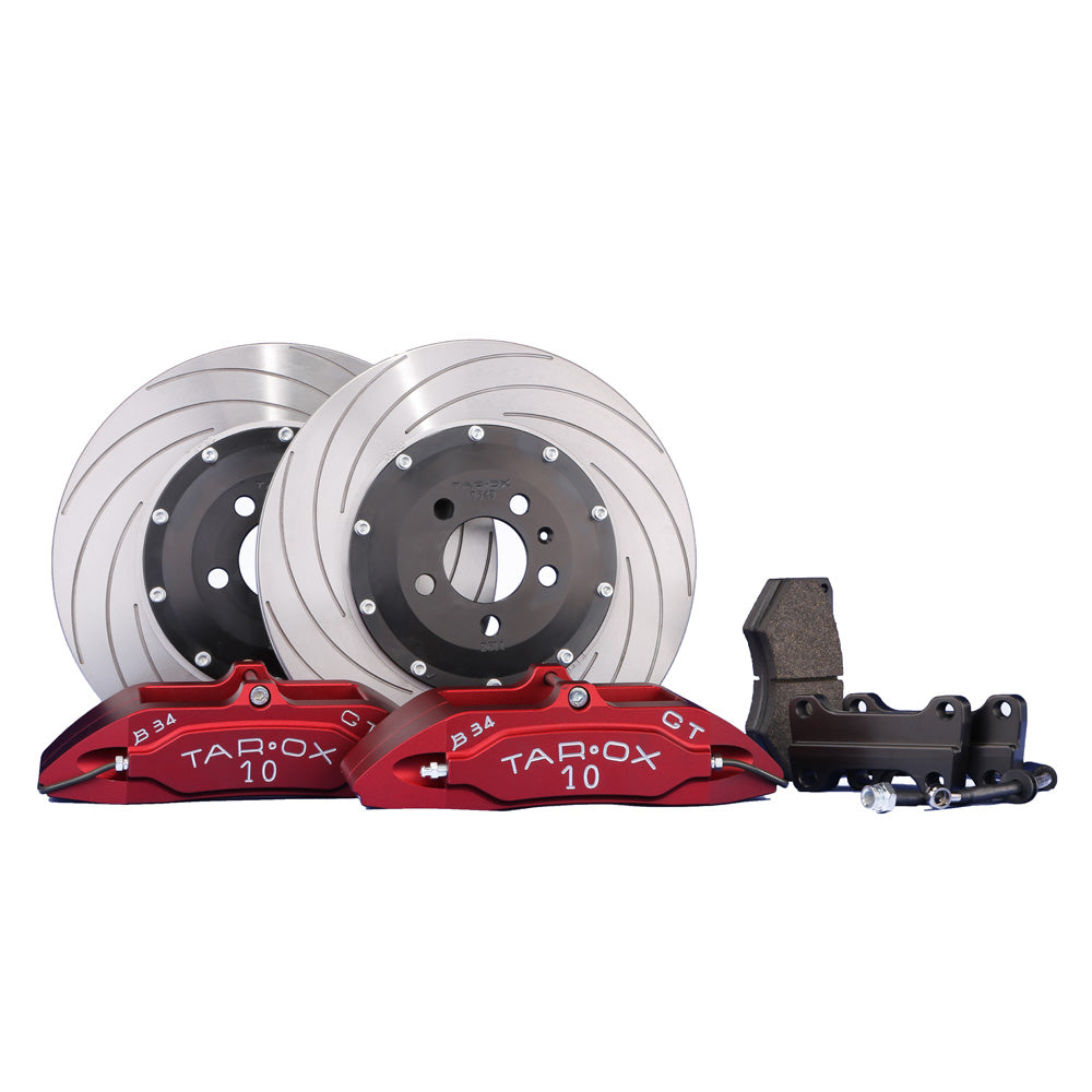 TAROX Brake Kit – Ford Focus Mk1 RS – Super Sport – KMFO1177 (340mm)