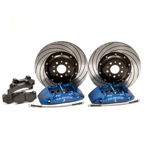 TAROX Brake Kit – Vauxhall Astra Mk5 All 5-stud models Incl. VXR – Super Sport – KMOP0664 (340mm)